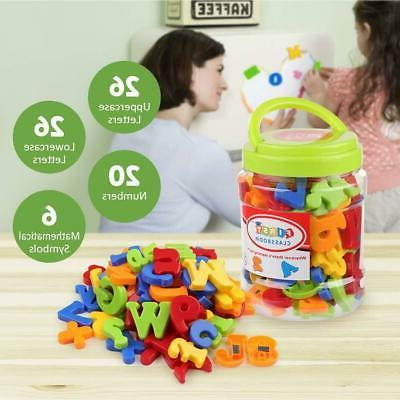 Ess Letters Numbers Alphabet Magnets Learning 78