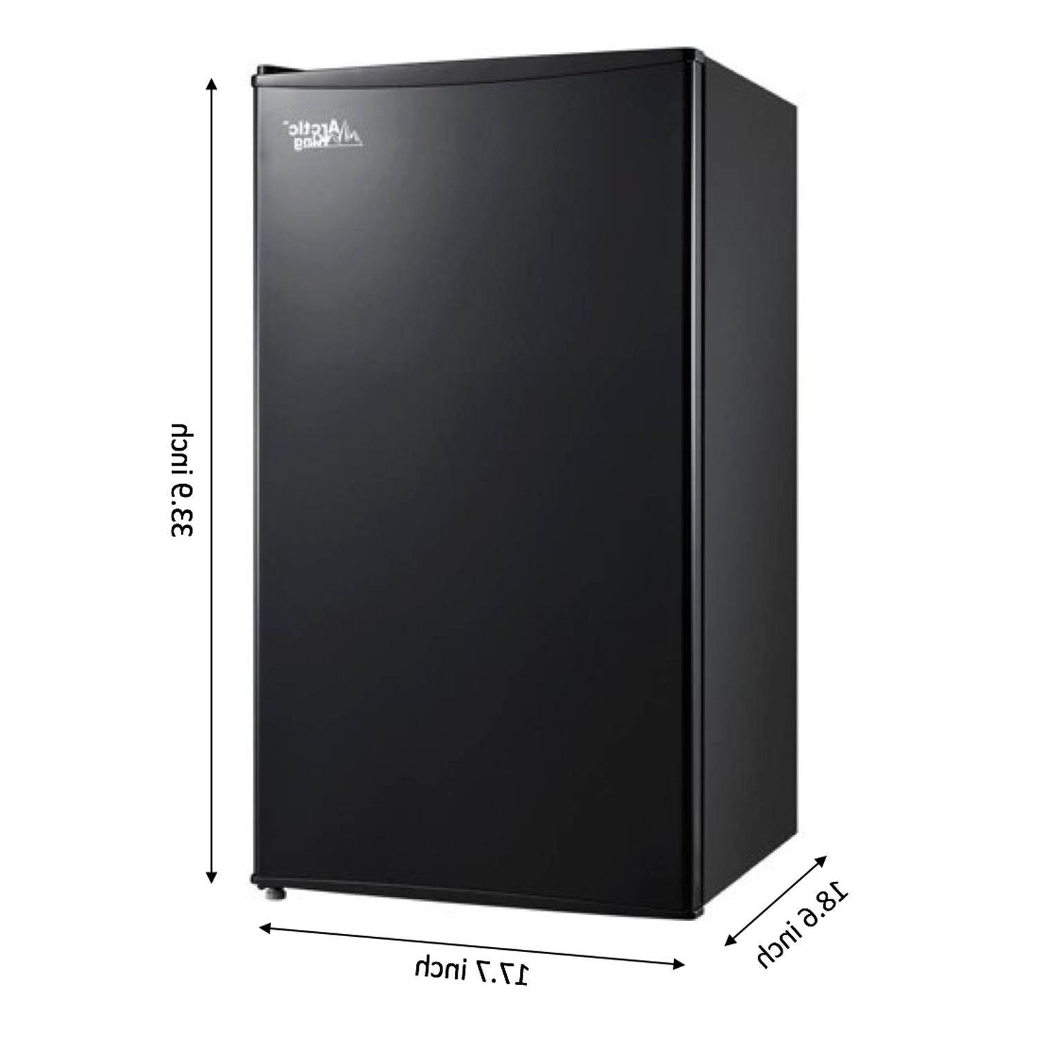 mini fridge 3 3 cu ft compact