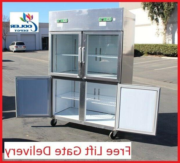 new commercial freezer refrigerator combo model rg32