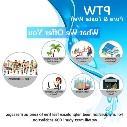 PTW For MWF MWFP Refrigerator Filter