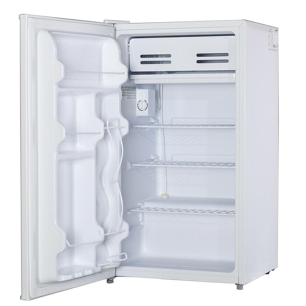 Smad 3.3 Cuft Single Door Small Compact Kitchen Refrigerator