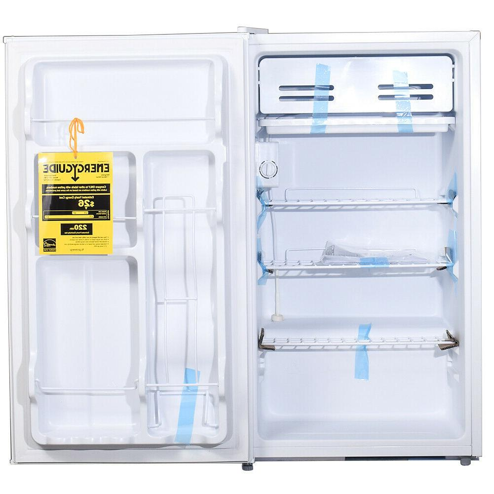 3.3 Cu.ft Mini Small Fridge Compact Food Refrigerator Kitche