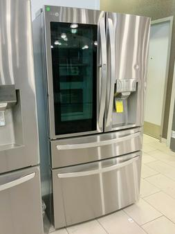 LG LRMVC2306S 23 Cu.Ft. Stainless French Door Smart Refriger
