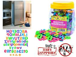 Magnetic Letters and Numbers for Educating Kids in Fun -Educ