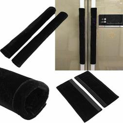 Newly Refrigerator Door Handle Cover Microwave Oven Anti-sta