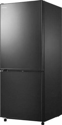 Insignia NS-RTM18BK8 10.2 Cu. Ft. Bottom-Freezer Refrigerato