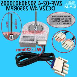 For Midea and other refrigerator fan motor ZWF-02-4 50240401