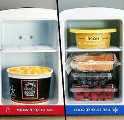 Portable Small Compact Fridge Refrigerator Cooler & Warmer D
