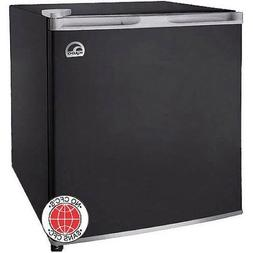 Igloo 1.6 cu ft Refrigerator BLACK