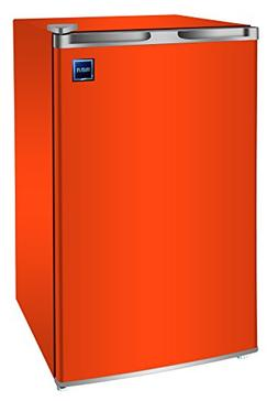 Igloo 3.2-cu. ft. Refrigerator, Orange