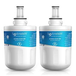 Waterdrop Refrigerator Water Filter, Compatible with Samsung