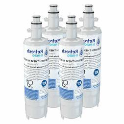 Refresh Replacement Water Filter - Fits LG CLCH106 Refrigera