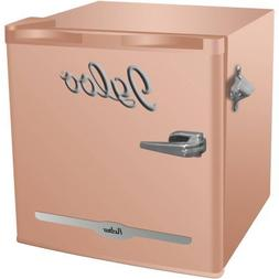 Igloo 1.6 Cu Ft Retro Bar Fridge With Side Bottle Opener - N