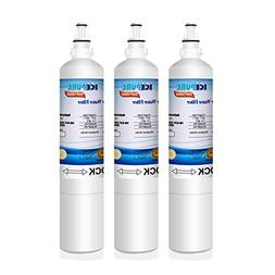ICEPURE LT600P Replacement for Refrigerator Water Filter, Co