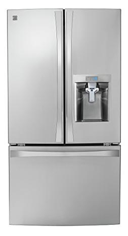 Kenmore 4675043 Smart French Door Bottom-Mount Refrigerator,