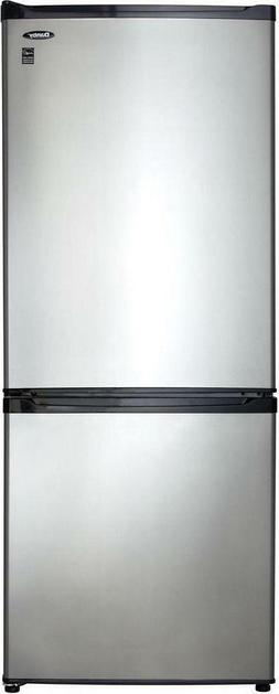 Danby 9.2 Cu. Ft. Stainless Steel Bottom Freezer Refrigerato