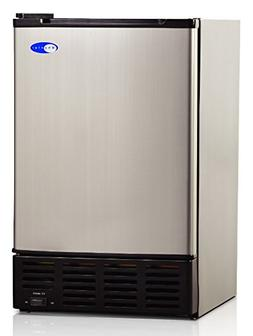 Stainless Steel Built-In Ice Maker WHYUIM155