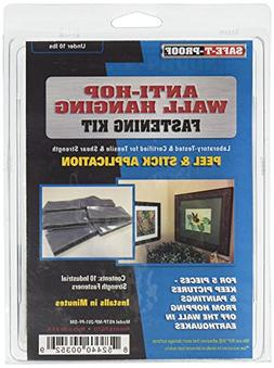 Safe-T-Proof STP-MP-201-PF-SM Wall Hanging Anchorage kit, Sm