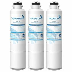3 Pack Refrigerator Water Filter Replacement for Samsung DA2