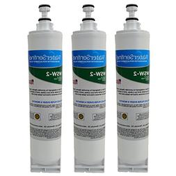 WaterSentinel WSW-2Refrigerator Replacement Filter: Fits Whi