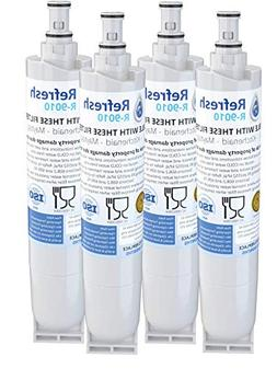 6x Whirlpool 4396508, 4396510 Compatible Water Filter for Re