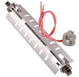 WR51X10055 Refrigerator Defrost Heater and WR50X10068 Thermo