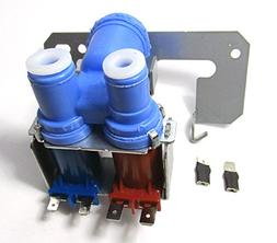 WR57X92 - REFRIGERATOR DUAL DOUBLE SOLENOID WATER INLET VALV